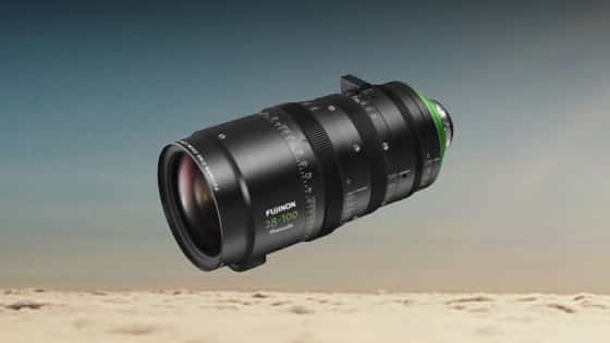 "Fujifilm offers the zoom cinema lenses ""Premista"" Series"